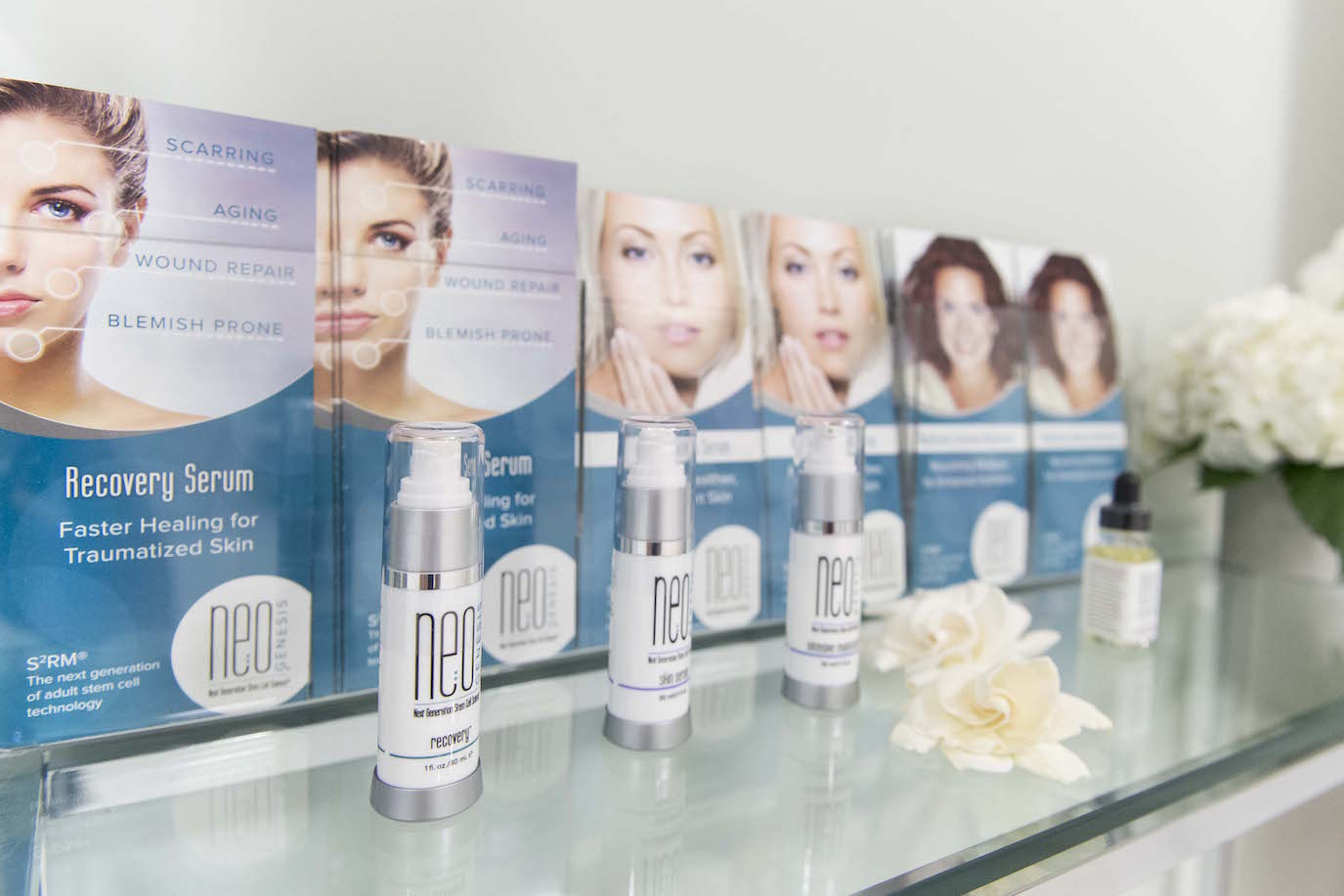 Neogenesis is one of the new lines at Serenity