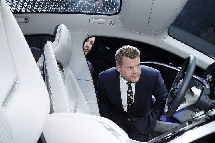Jaguar Concept Reveal 2