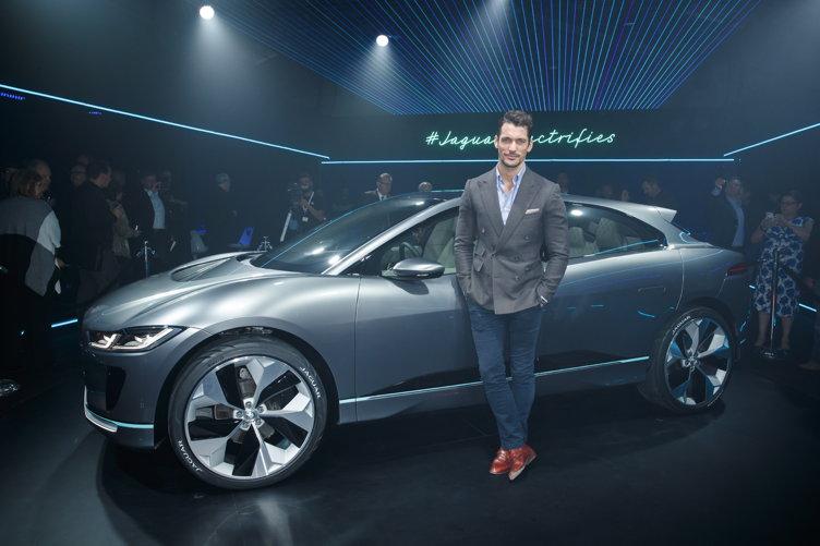 Jaguar Concept Reveal 1