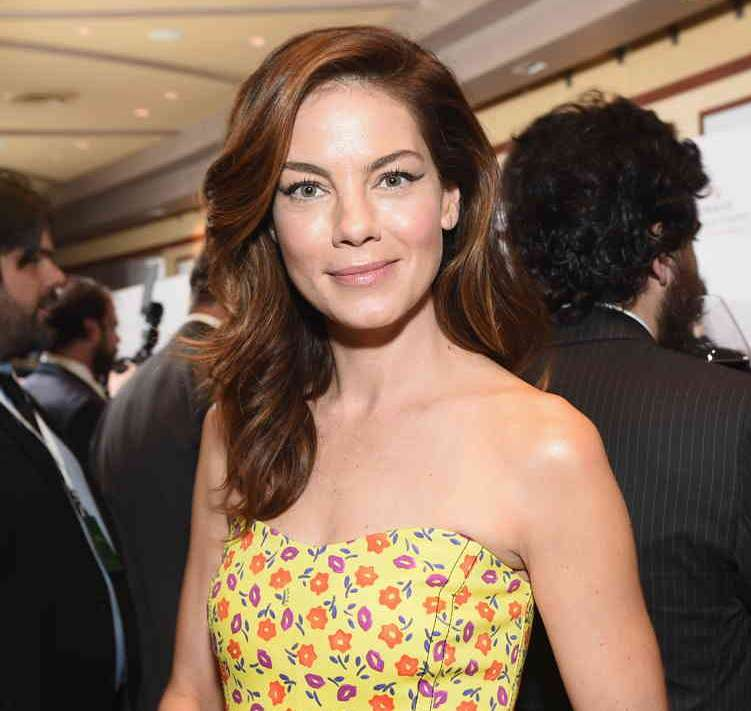 Actress/presenter Michelle Monaghan