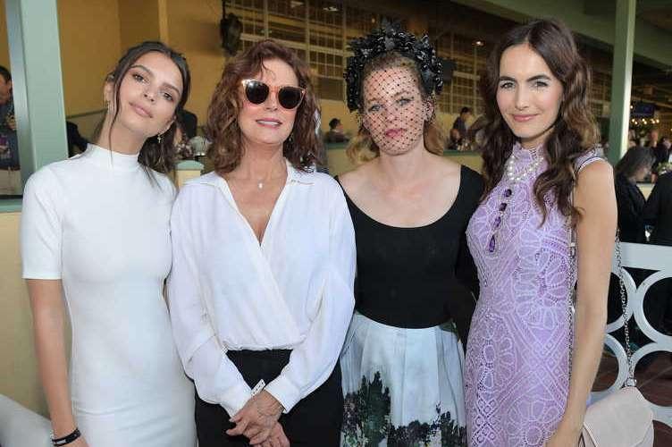Emily Ratajakowski, Susan Sarandon, Elizabeth Banks and Camilla Belle