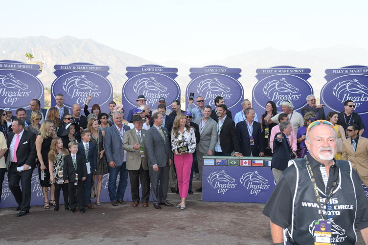 2016 Breeders' Cup World Championships 10