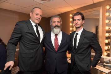 Hollywood Film Awards –  Green Room