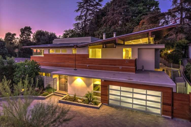 Sotheby 39 s international realty custom built mid century for Century custom homes