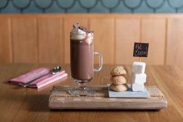 Bar Boulud Chocolat Chaud 2016