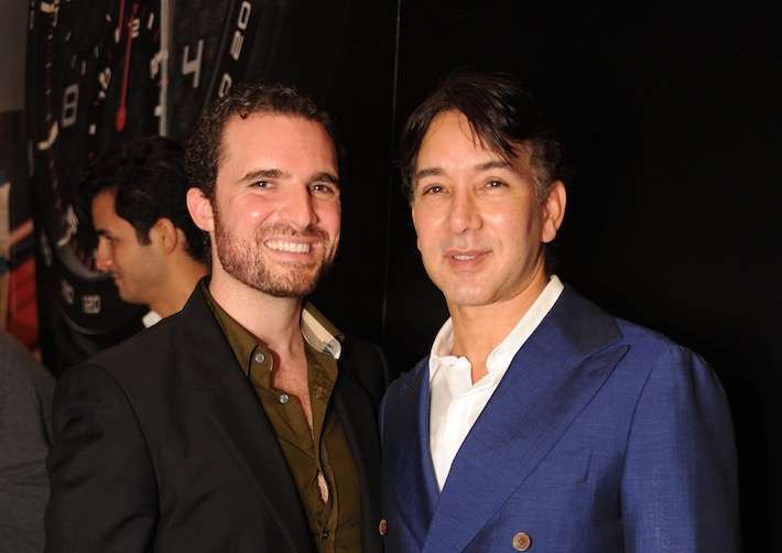 Bernando Ortiz & Rene Ruiz