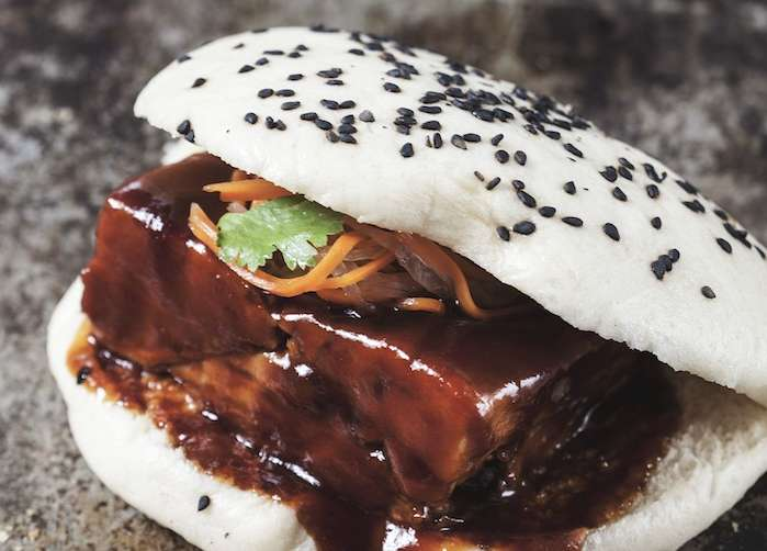 DÔA Pork Belly Bun