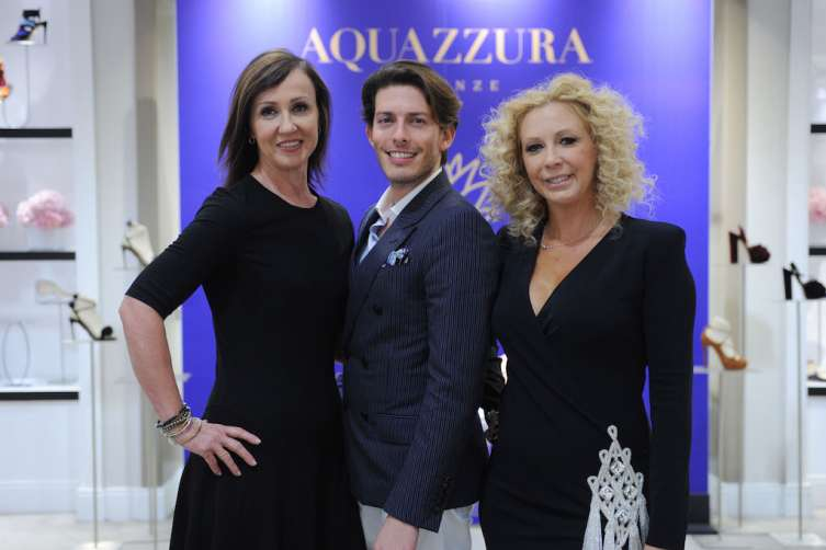 Dianna Corpus, Edgardo Osorio, & Angela Birdman
