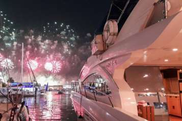 Fireworks-marking-the-end-of-the-event-665×374
