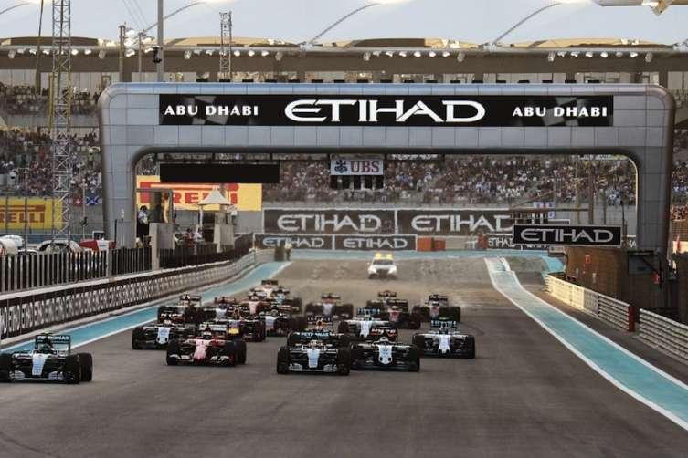 Formula 1 Etihad
