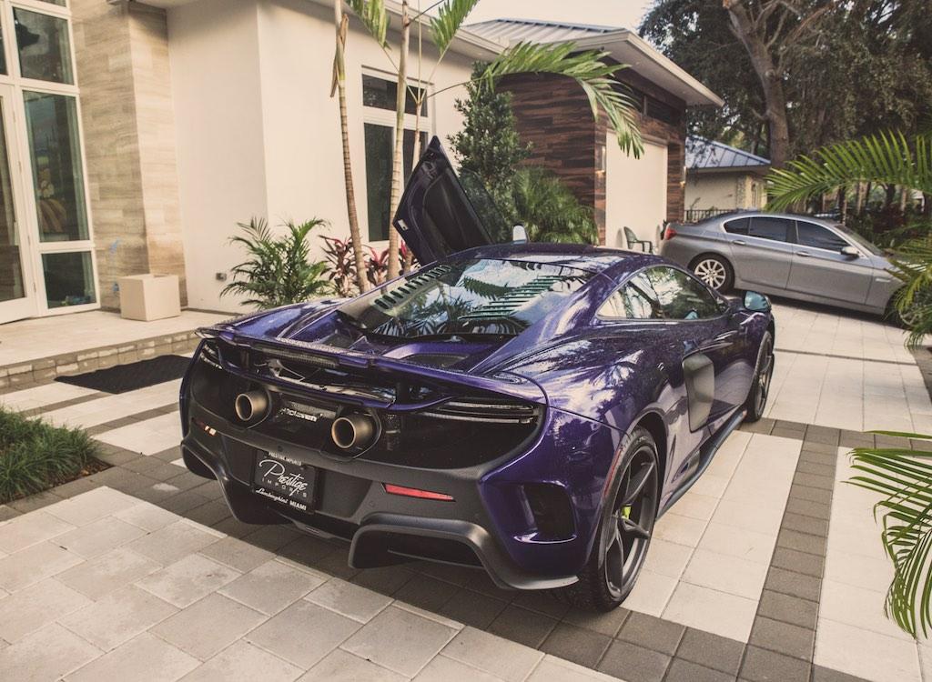 Prestige Imports McLaren