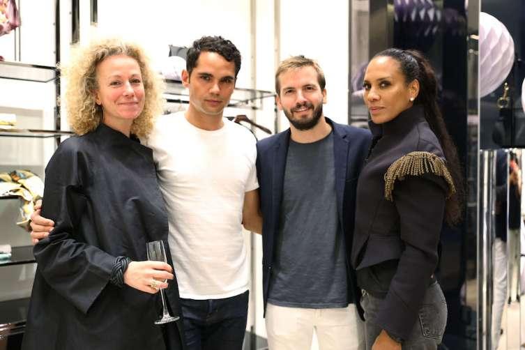 Heather Kleisner, Martin Bruéleü, Juan Lopez Salaberry, & Barbara Becker