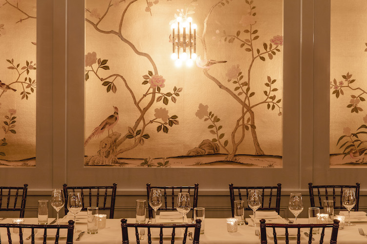 When Luxe Brands Like Vogue And De Gournay Need To Throw A Special Dinner  In San Francisco, They Are Most Likely To Do It At Park Tavern. The Private  ...