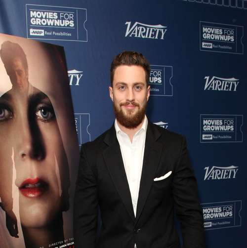 Mandatory Credit: Photo by Buchan/Variety/REX/Shutterstock (6954658q) Aaron Taylor-Johnson 'Nocturnal Animals' Variety and AARP Movies For Grownups Screening Series', Los Angeles, USA - 03 Nov 2016