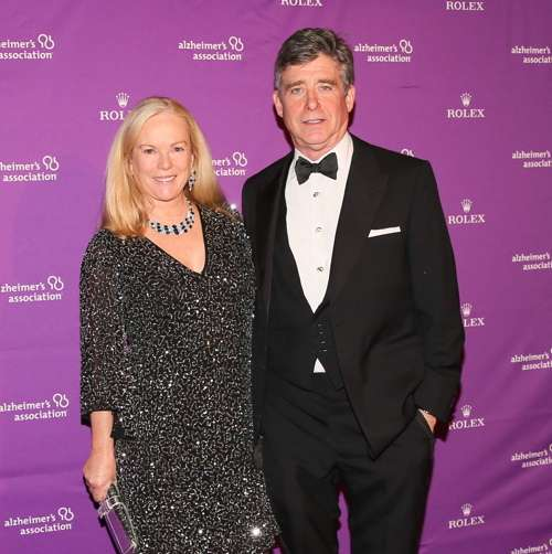 Ann and Jay McInerney