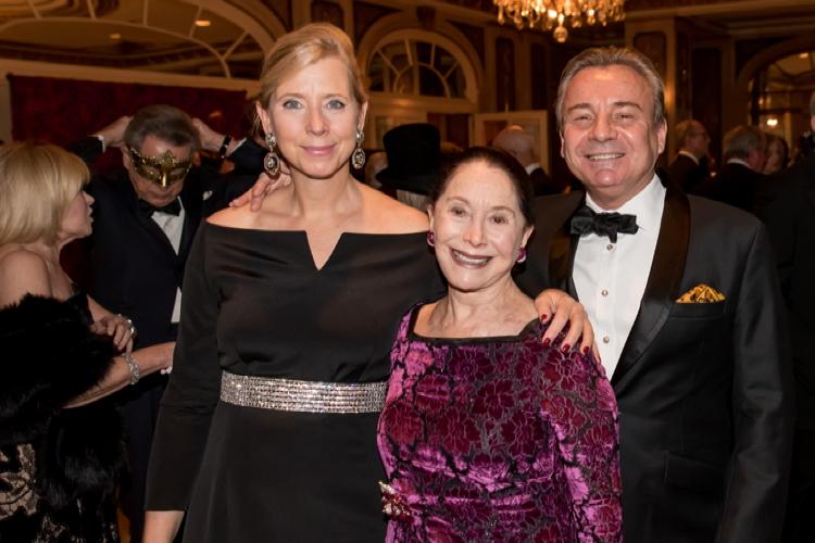 RECountess Dorothea de La Houssaye, Joan Kahn, Franck Laverdin_AnnieWatt