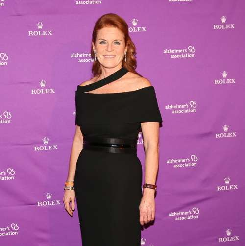 Sarah Ferguson. Duchess of York