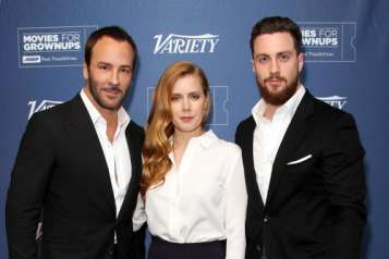 'Nocturnal Animals' Variety and AARP Movies For Grownups Screening Series', Los Angeles, USA – 03 Nov 2016