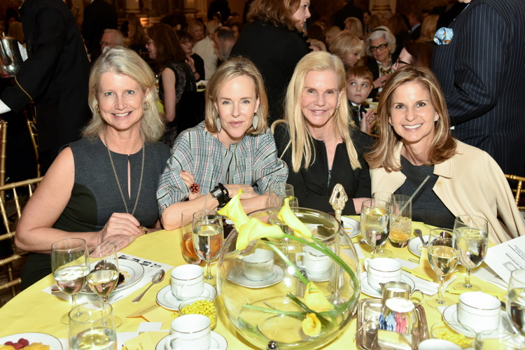 Ritchey Howe, Carol Mack, Caroline Dean, Danielle Ganek== Hope for Depression Research Foundation 10th Annual Hope Luncheon Seminar== The Plaza Hotel, NYC== November 15, 2016== ©Patrick McMullan== Photo - Jared Siskin/PMC== == ==