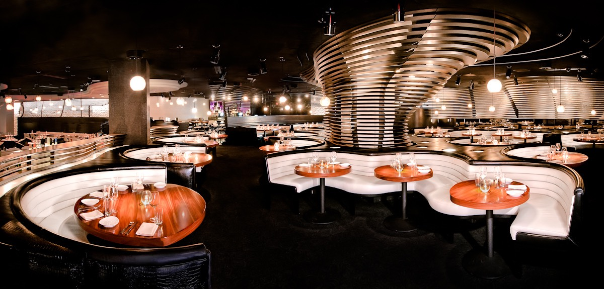 Haute Holiday Menu At STK Las Vegas