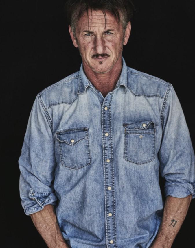 Sean Penn Talks Haiti,...