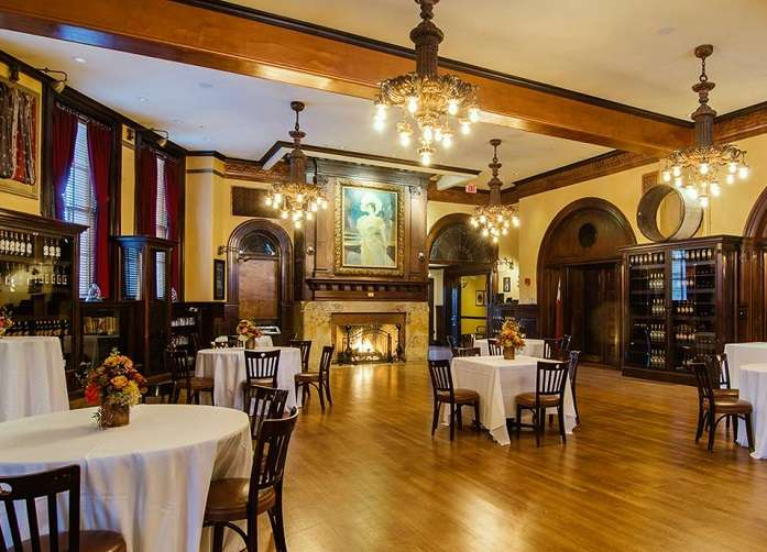 Cozy Up To The Best Fireplace Restaurants In Boston