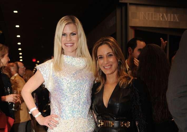 Suzy Buckley & Marisa Toccin Lucas