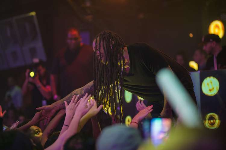 Ty Dolla $ign performs at Marquee.