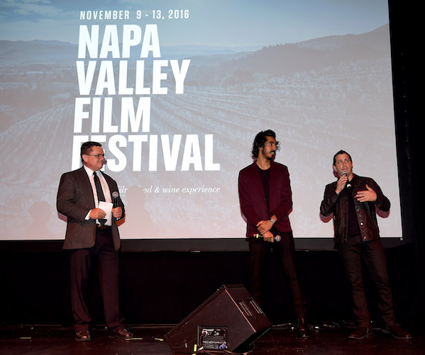 2016 Napa Valley Film Festival -