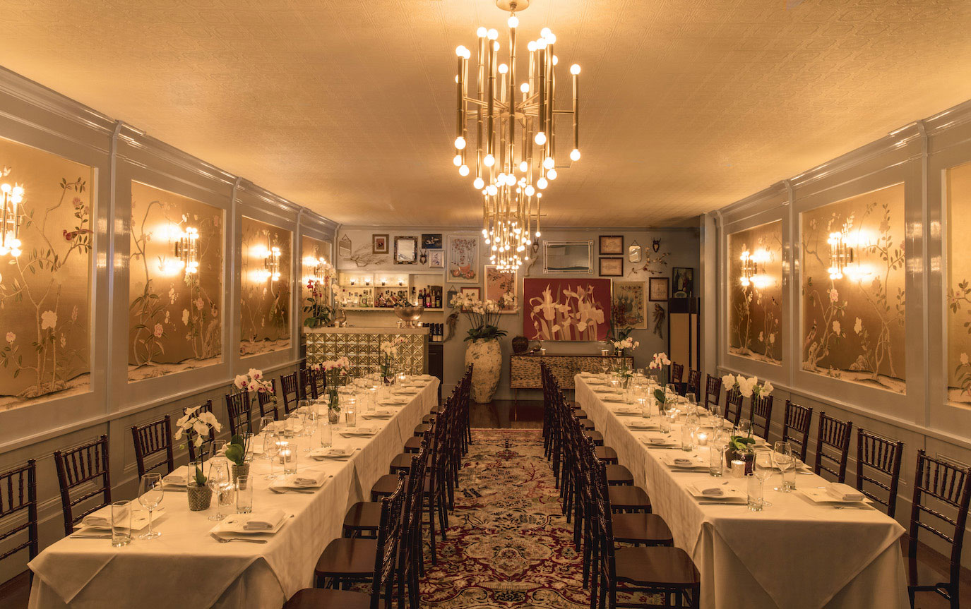 restaurants with private dining rooms | Best Private Dining Rooms in SF