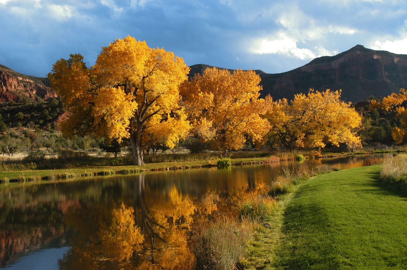 Natural beauty is everywhere at Gateway Canyons