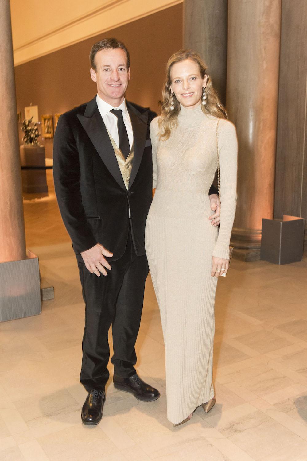 Todd and Katie Traina