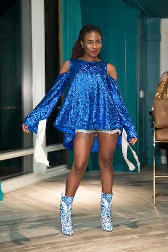 Major Obsessions Fashion Project Launch