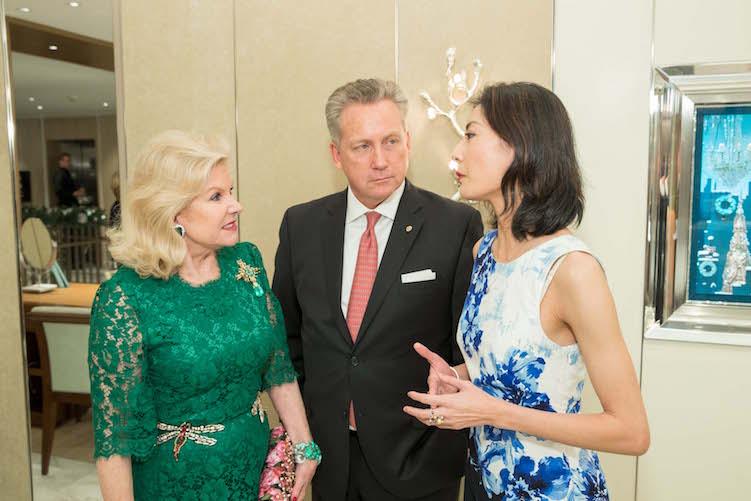 Tiffany & Co. hosts MAKE THE WORLD SPARKLE