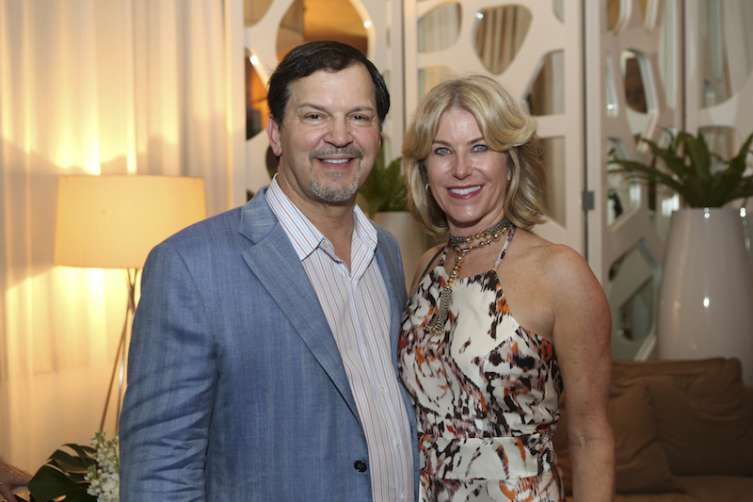 Mike Kohlsdorf,  Shelly Justice