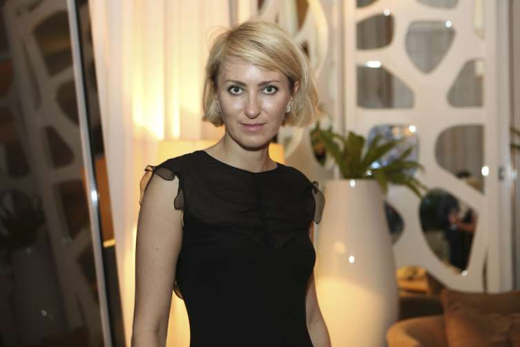 Irina Elizarova, GQ Russia