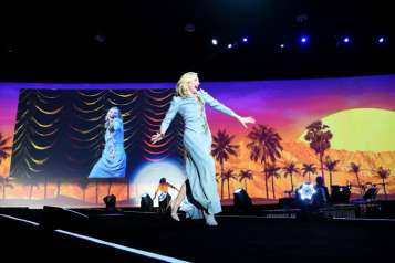 27th Annual Palm Springs International Film Festival Film Festival Awards Gala – Awards Presentation