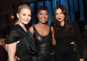 (L-R) Actors Jennifer Morrison, Keke Palmer and Jurnee Smollett-Bell attend the 26th Annual Beat The Odds Awards, hosted by Children's Defense Fund