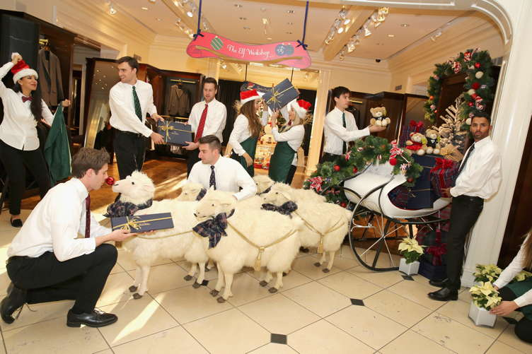 Brooks Brothers Celebrates the Holidays with St. Jude Children's Research Hospital 10
