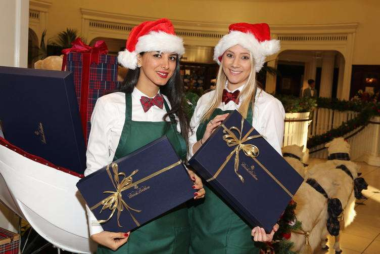 Brooks Brothers Celebrates the Holidays with St. Jude Children's Research Hospital 8