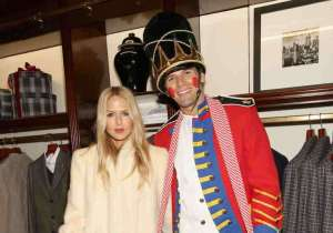 Designer Rachel Zoe attends Brooks Brothers holiday celebration with St. Jude Children's Research Hospital