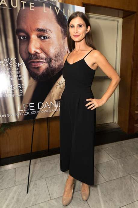 WEST HOLLYWOOD, CA - DECEMBER 07: Editor-in-Chief of Haute Living Laura Schreffler attends the Haute Living Celebrates San Francisco's Lee Daniels Cover Launch with Louis XIII and Rolls-Royce at Delilah on December 7, 2016 in West Hollywood, California. (Photo by Rochelle Brodin/Getty Images for Haute Living)