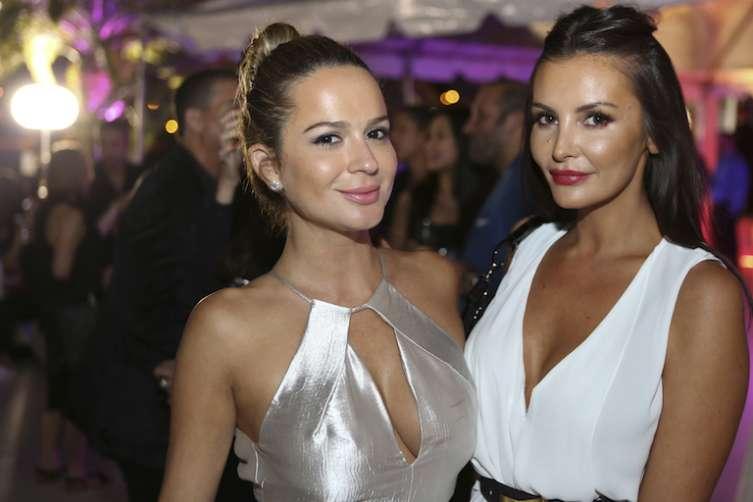 Ania Danilina and friend