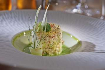 Bar Boulud Maine Peekytoe Crab Salad