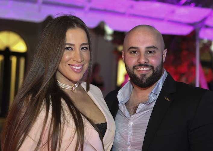 Bethany Martinez, Jalal Abuimweis