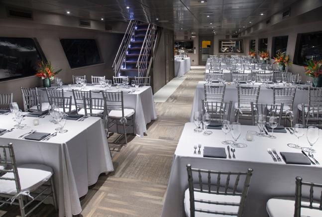 Boston Elite Dining Room - Night 2