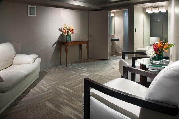 Boston Elite Private Suite