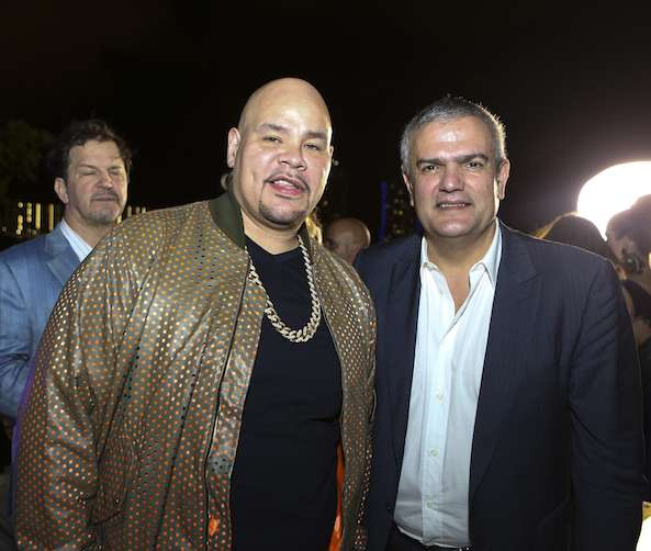 Fat Joe and Ricardo Guadalupe