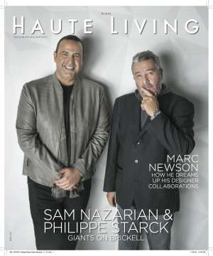 FC_COVER_Philippe Starck_Sam Nazarian_MIA