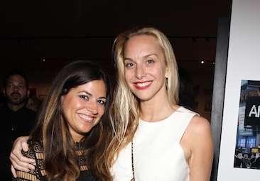 Gigi Ganatra Duff, Christina Getty